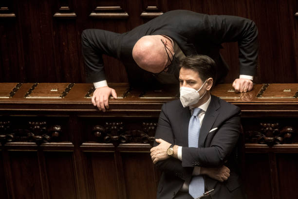 ITA: Political Uncertainty As PM Conte's Deputies Vote