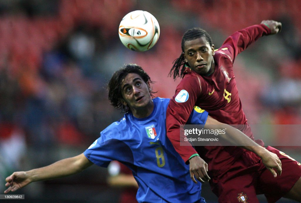 2008 Olympics - Soccer - Qualifying - Italy vs Portugal