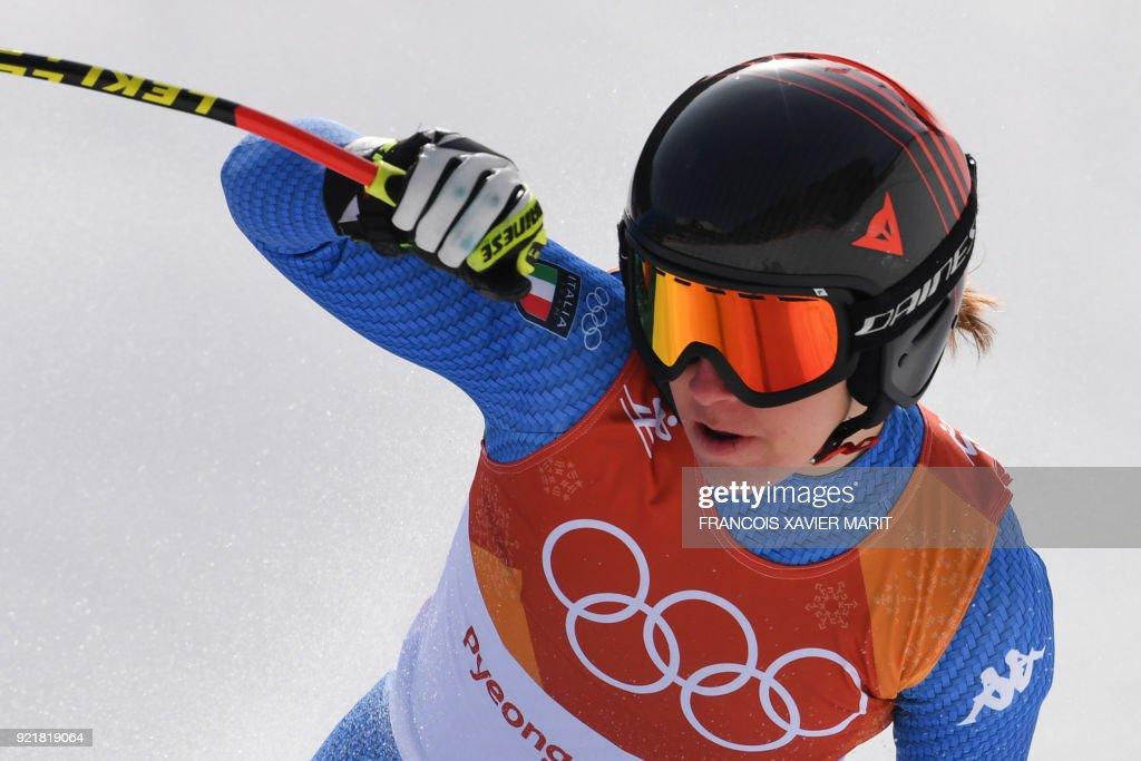 PyeongChang 2018 Winter Olympics - Day 12