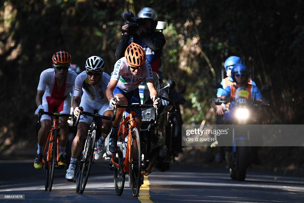 CYCLING-ROAD-OLY-2016-RIO : News Photo