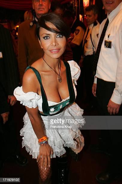 ItGirl Kader Loth Bei Der Becker Wiesn Im Hippodrom Auf Dem Oktoberfest In München