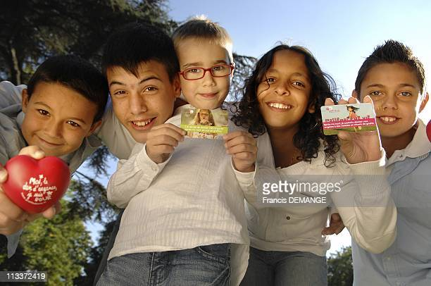 Itinerary Of Children With Transplants Rebirth In Paris France On September 20 2008 Filip Maxime Corentin Sylvia and Philippe have all received...