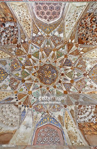 itmad-ud-daulah's tomb - agra stock pictures, royalty-free photos & images