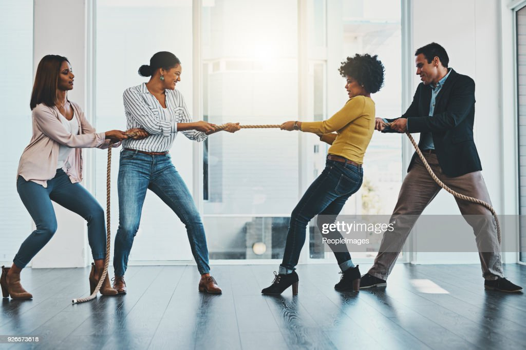 It's a competitive market out there with many challenges : Stock Photo