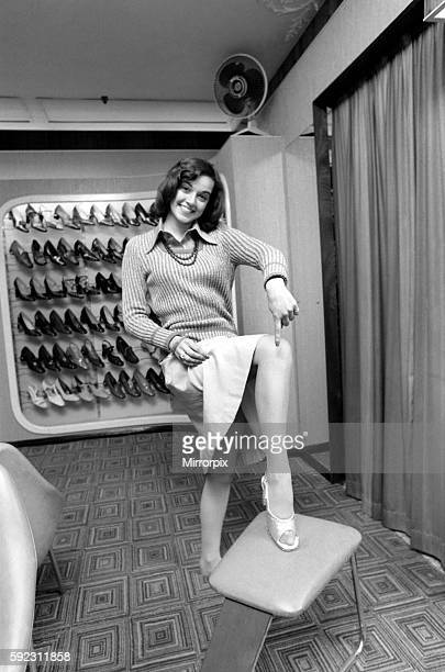 It's a little bit tough for Gemma as she takes a small size 2 1/2 which isn't always stocked April 1975 752104