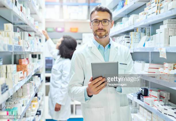 it's a pharmacist's best friend - pharmacy stock pictures, royalty-free photos & images