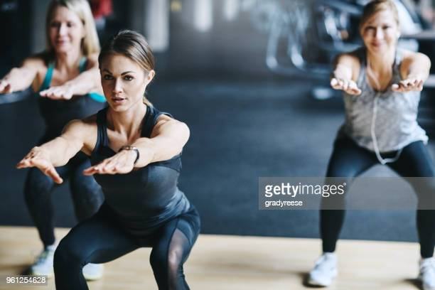 it's a total body workout - total look stock photos and pictures