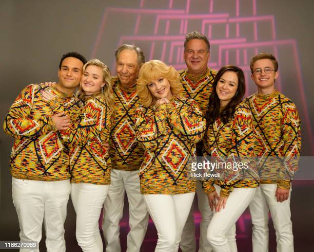 """It's A Wonderful Life"""" - Hoping to outdo the Kremp family, Beverly decides the Goldbergs must do an even better family holiday card, but Geoff is..."""
