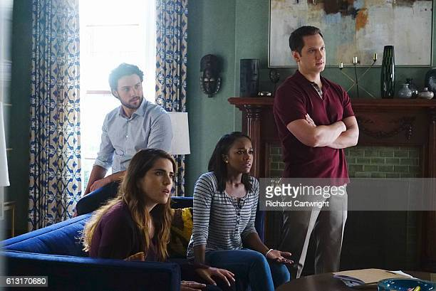 MURDER It's About Frank The mystery behind the Annalise killer flyers takes a surprising twist Meanwhile Frank's troubled past is exposed and a...