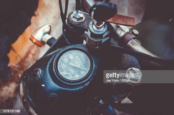 its about the journey - human powered vehicle fotografías e imágenes de stock