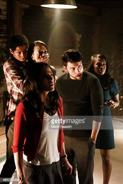 MURDER It's All My Fault Wes Connor Michaela and Laurel may have dug themselves in too deep a hole for Annalise to save them and the shocking truth...