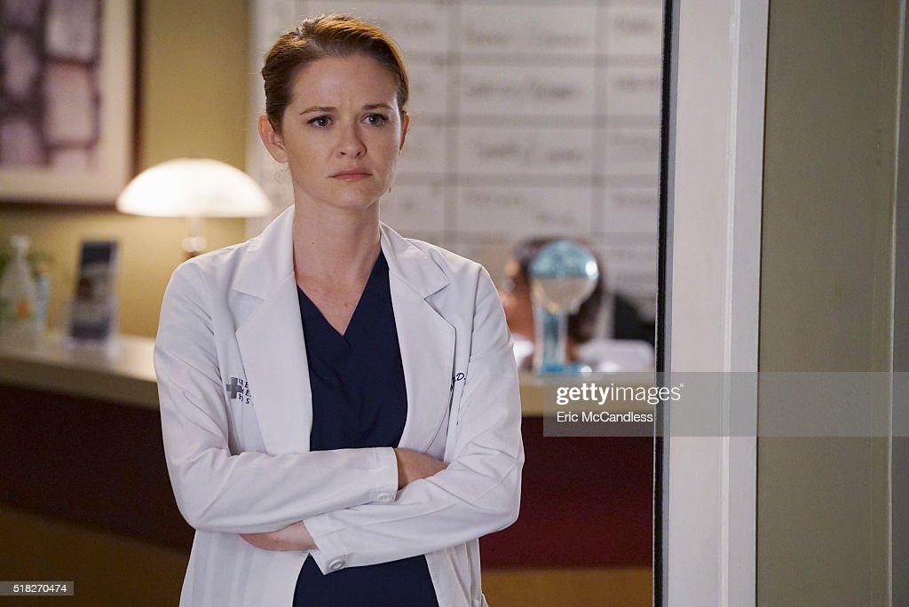 "ABC's ""Grey's Anatomy"" - Season Twelve : Foto di attualità"