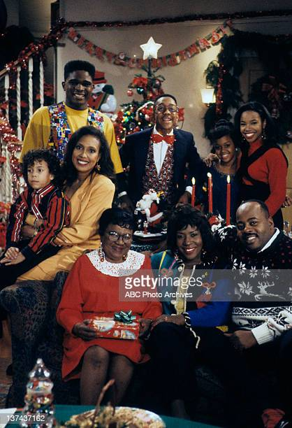 MATTERS It's Beginning to Look a Lot Like Urkel Airdate December 11 1992 BRYTON