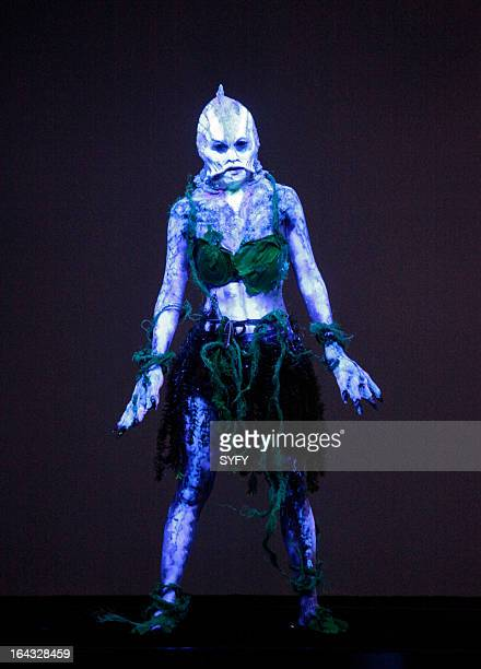 OFF 'It's Better in the Dark' Episode 408 Pictured makeup by David 'House' Greathouse