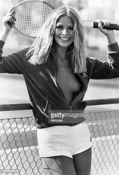 It's easy to win the tennis fashion game in straight sets All you need is a short dress and a pair of frilly knickers for nothing but the shortest...
