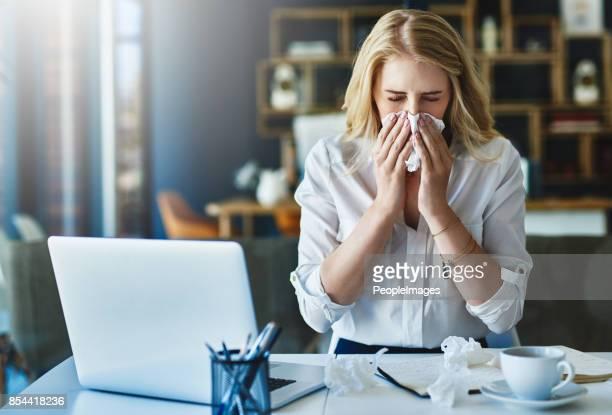 Es la temporada de la gripe