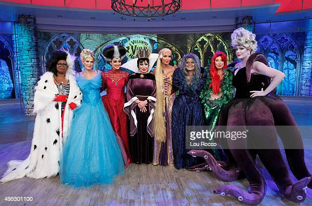 THE VIEW Its good vs evil when Walt Disney Television via Getty Images's Emmy® Awardwinning talk show hosts A Villainous View Halloween The famously...