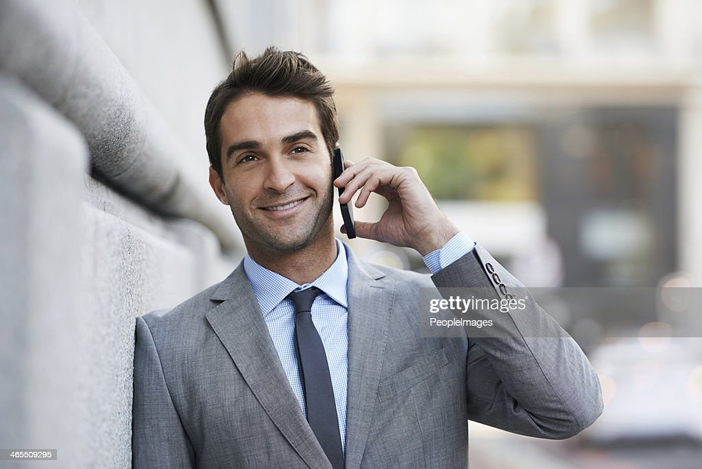 It's great to touch base with you! : Stock Photo