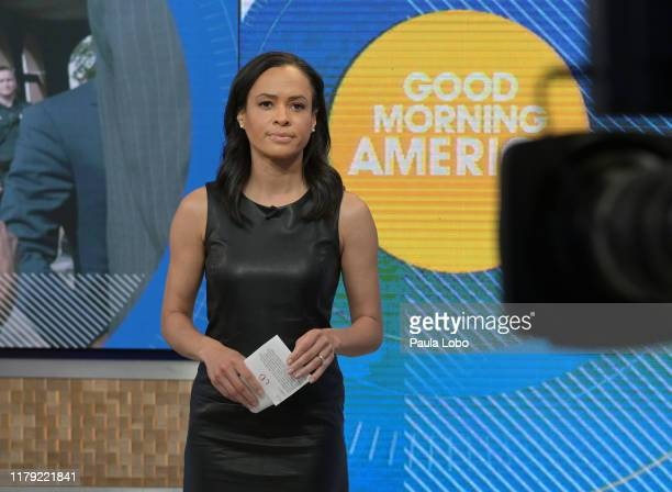 AMERICA 10/31/19 It's Halloween on ABC's Good Morning America Thursday October 31 airing on ABC LINSEY