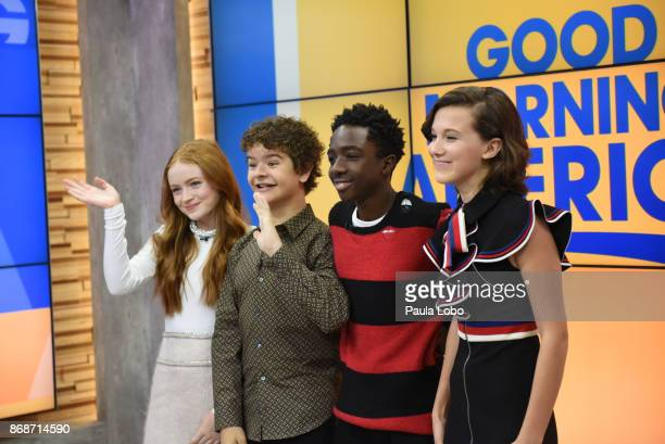 AMERICA It's Halloween on 'Good Morning America' Tuesday October 31 airing on the ABC Television Network SADIE