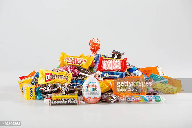 TORONTO ON OCTOBER 22 It's Halloween Which means it's time for us to pull the wool off your eyes and reveal the totally not great calorie counts in...