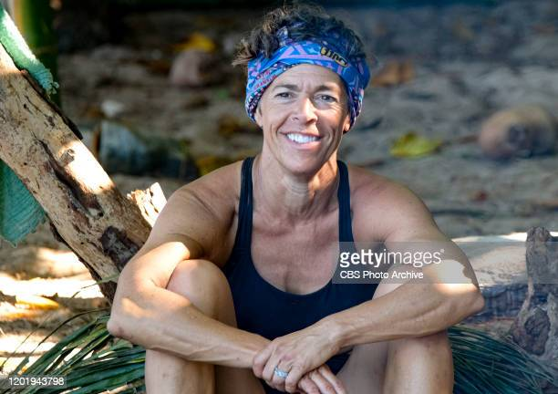 It's Like a Survivor Economy Denise Stapley on the Second episode of SURVIVOR WINNERS AT WAR airing Wednesday Feb 19 on the CBS Television Network