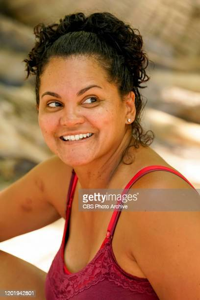 It's Like a Survivor Economy Sandra DiazTwine on the Second episode of SURVIVOR WINNERS AT WAR airing Wednesday Feb 19 on the CBS Television Network
