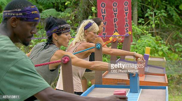 It's My Night Gervase Peterson Monica Culpepper Tina Wesson and Ciera Eastin compete on a special twohour season finale of SURVIVOR BLOOD VS WATER...