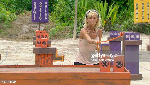 It's My Night Tina Wesson competes on a special twohour season finale of SURVIVOR BLOOD VS WATER Sunday Dec 15 followed by a onehour live reunion...