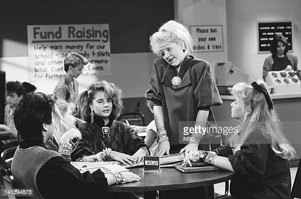 TIES It's My Party part 2 Episode 30 Aired Pictured Alyson Croft as Brooke Heather Hobbs as Stacie Connors Tina Yothers as Jennifer Keaton Amy Lynne...