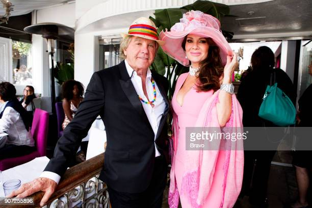 RULES 'It's Not About the Pasta' Episode 607 Pictured Ken Todd Lisa Vanderpump