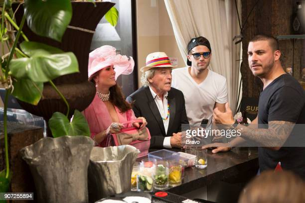 RULES 'It's Not About the Pasta' Episode 607 Pictured Lisa Vanderpump Ken Todd Tom Schwartz Jax Taylor