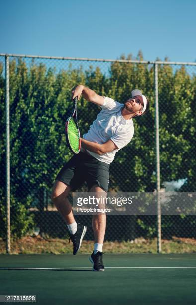 it's not how big you are, it's how big you play - tennis player stock pictures, royalty-free photos & images