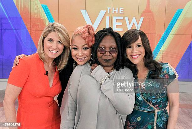 THE VIEW It's official RavenSymone was named cohost of The View it was announced live today Wednesday June 10 2015 on the Walt Disney Television via...