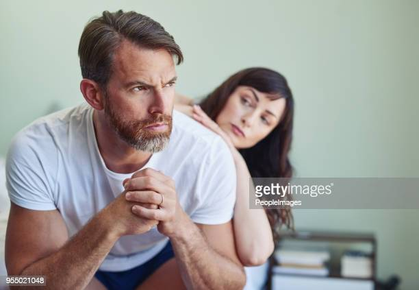 it's okay, don't worry about it - cheating wives photos stock photos and pictures