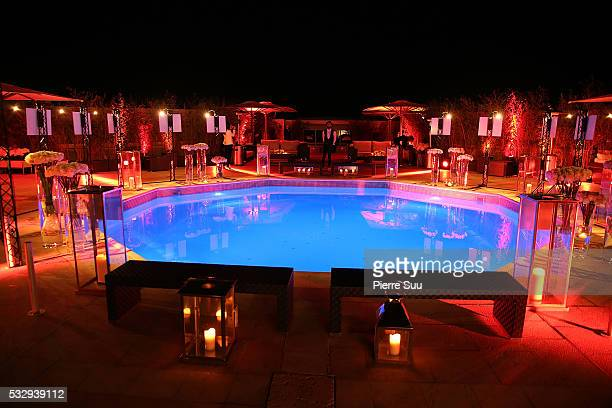 'It's Only The End Of The World' Movie Afterparty at Club by Albane during the 69th Annual Cannes Film Festival on May 19 2016 in Cannes