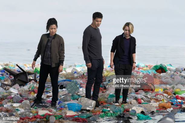 It's Raining Men On Thanksgiving Team Scorpion's new neighbor Florence joins them at sea on a mission to destroy a floating island of trash but her...