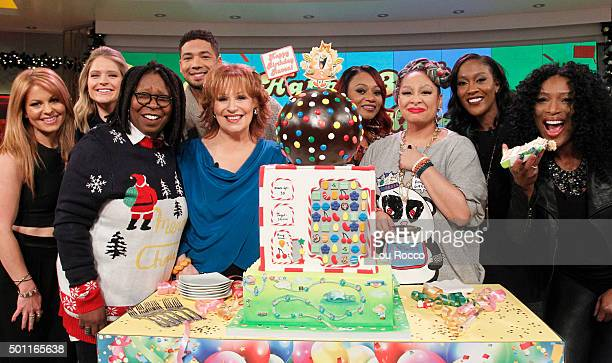 THE VIEW It's RavenSymone's birthday today Thursday December 10 2015 on ABC's 'The View' 'The View' airs MondayFriday on the ABC Television Network
