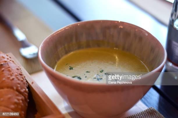 It's soup time