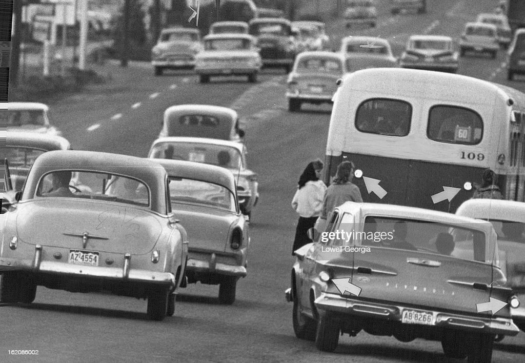 MAY 2 1961, MAY 3 1961