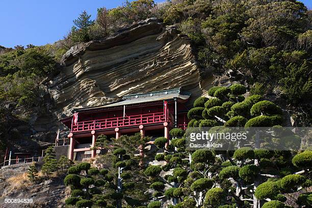 CONTENT] It's temple on the cliff
