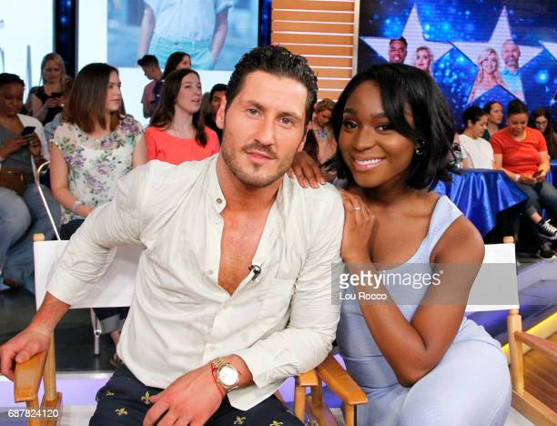 AMERICA It's the Dancing with the Stars after party on Good Morning America Wednesday May 24 airing on the Walt Disney Television via Getty Images...