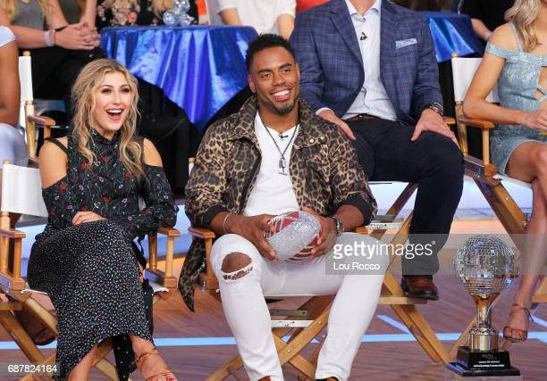 AMERICA It's the 'Dancing with the Stars' after party on 'Good Morning America' Wednesday May 24 airing on the ABC Television Network EMMA