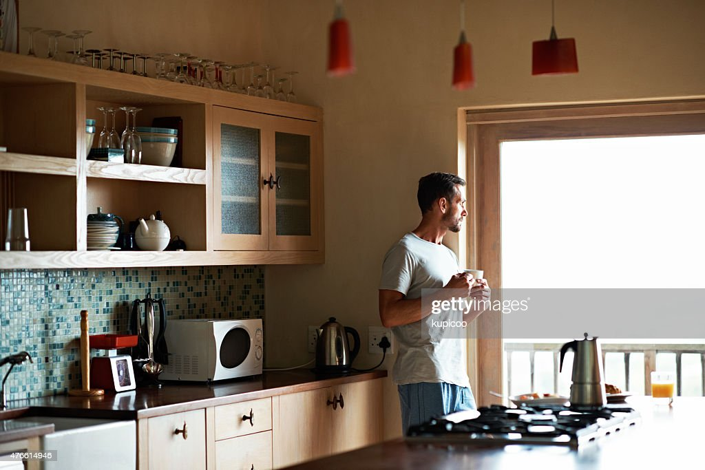 It's the perfect day to stay in : Stock Photo