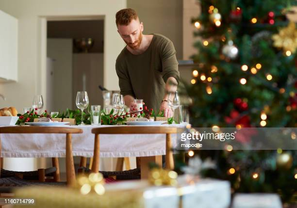 it's the season for entertaining - decorating stock pictures, royalty-free photos & images