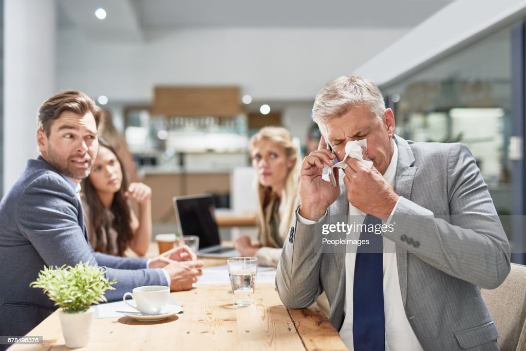 It's time to call the doctor : Stock Photo