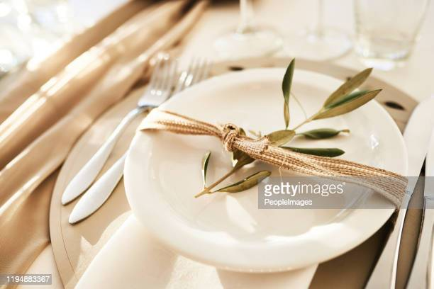 it's time to dine and celebrate this beautiful union - wedding decoration stock pictures, royalty-free photos & images
