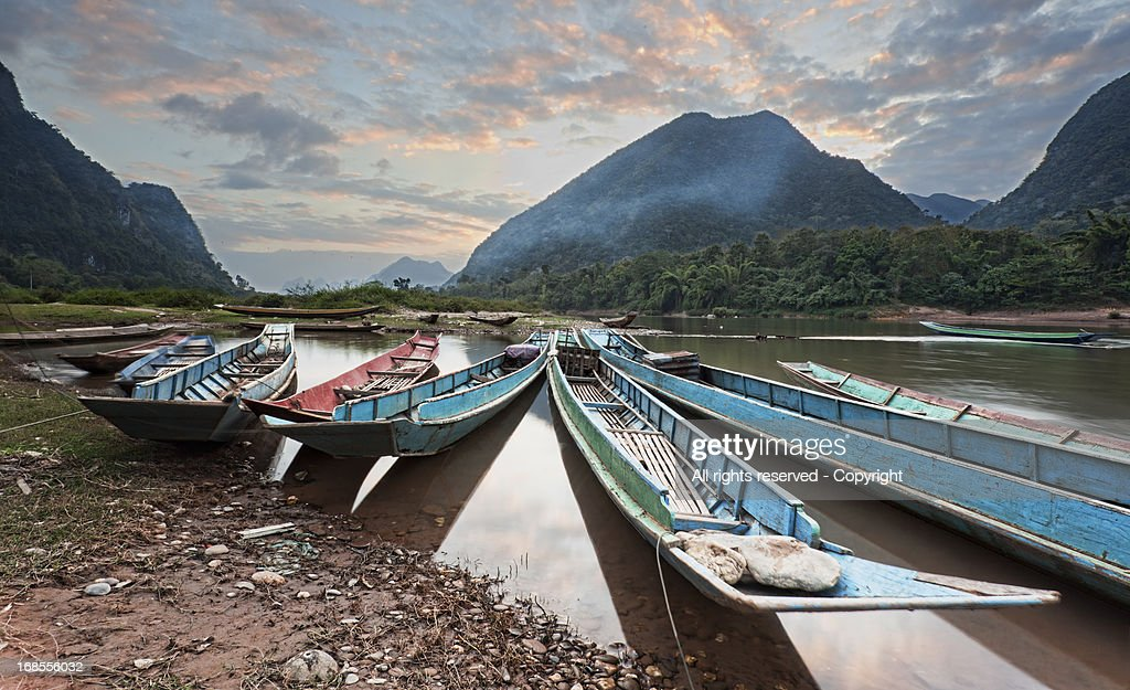 It´s time to rest Muang Noi Neua (Lao DPR) : Stock Photo