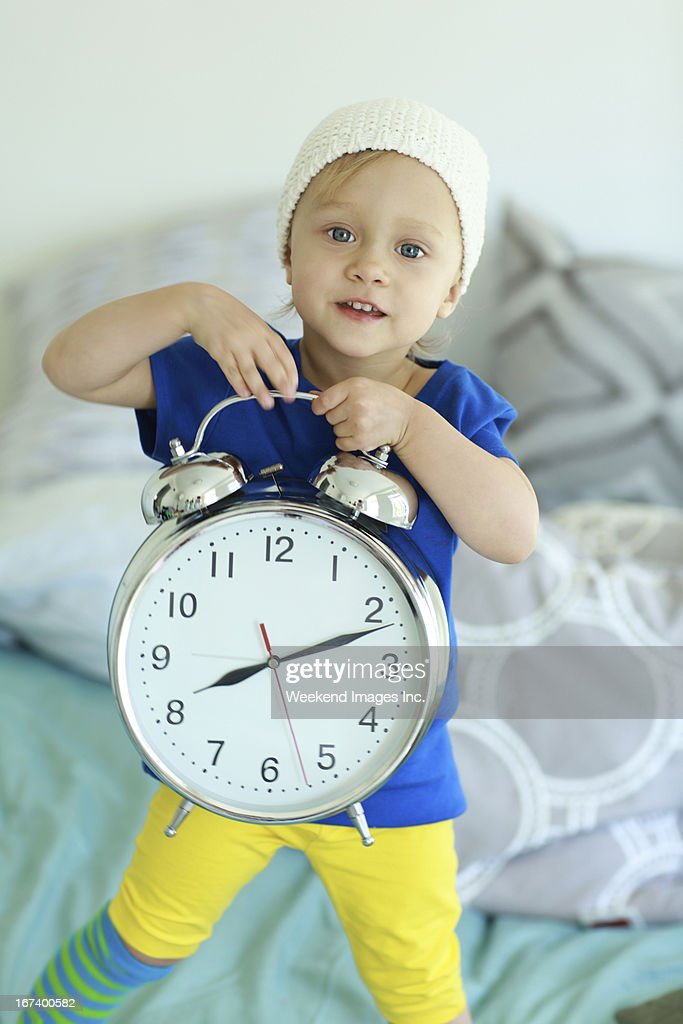 It's time to wake up : Stock Photo