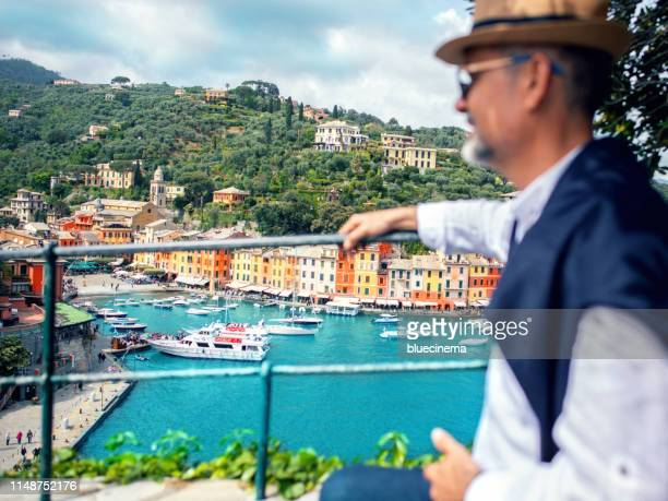 it's very nice here - portofino stock pictures, royalty-free photos & images